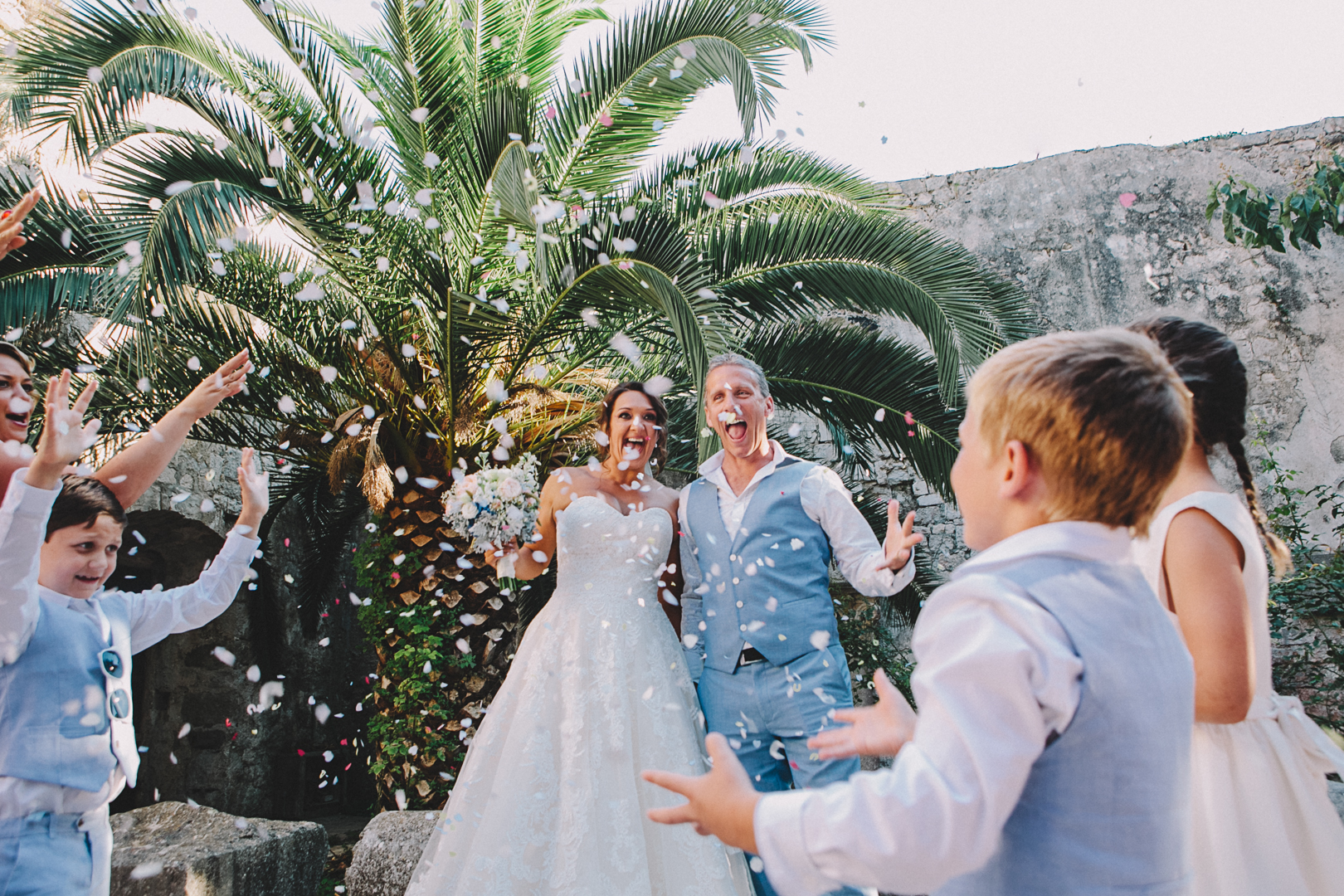 Married in Hvar