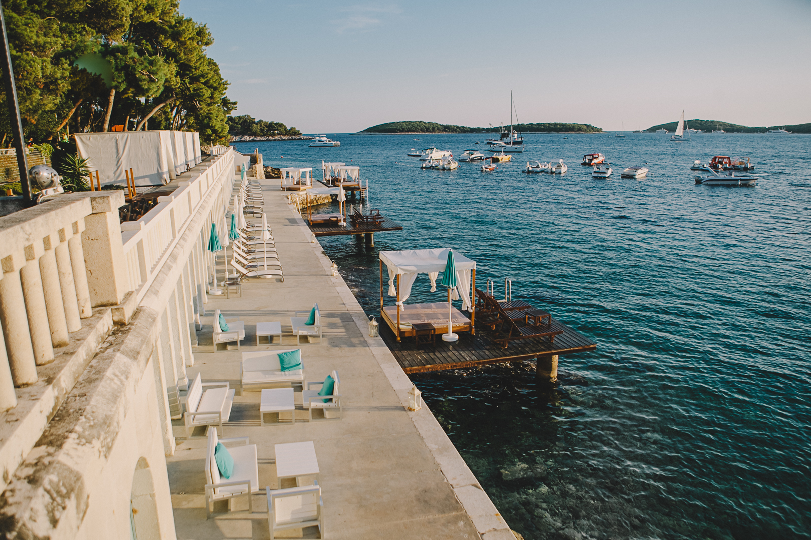Beach Club Hvar