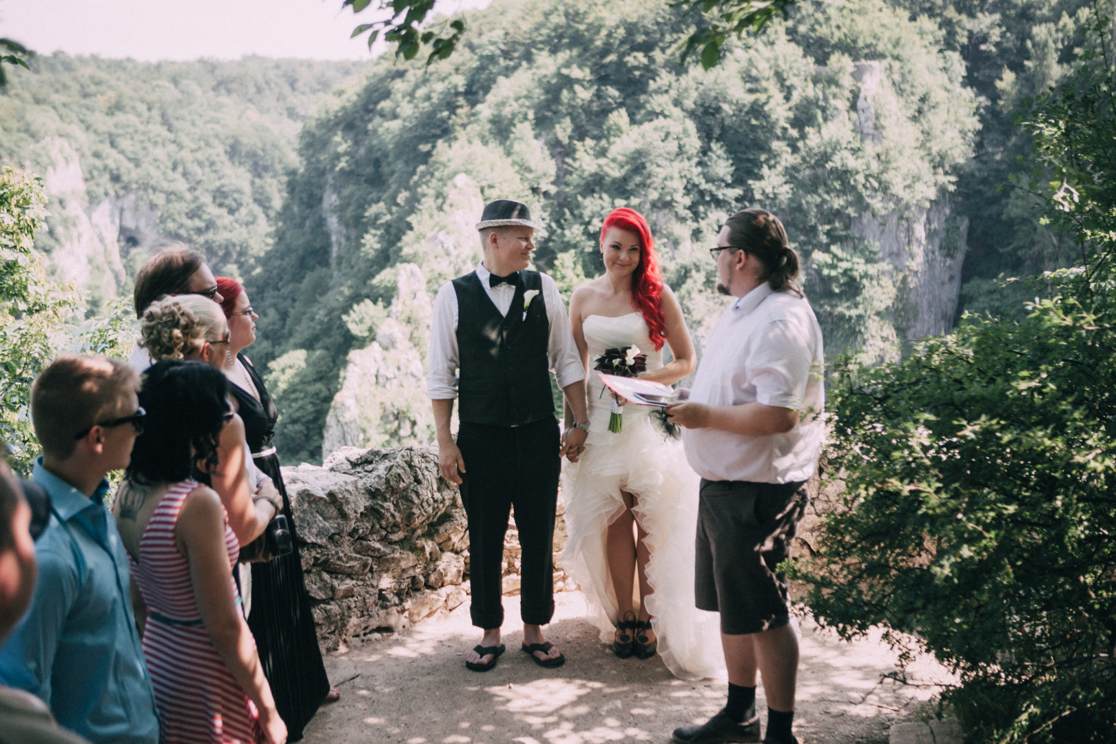 Wedding Ceremony Plitvice Lakes
