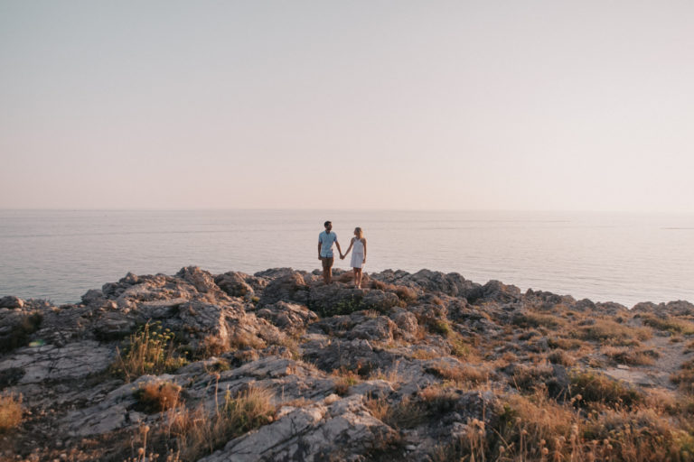 dubrovnik engagement photos