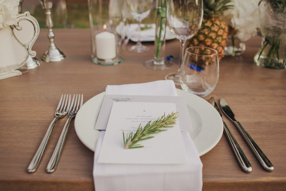 Rosemary wedding place holder