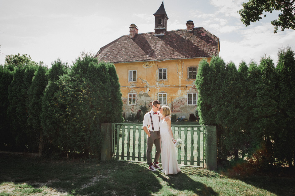 Vintage insired wedding Zagreb