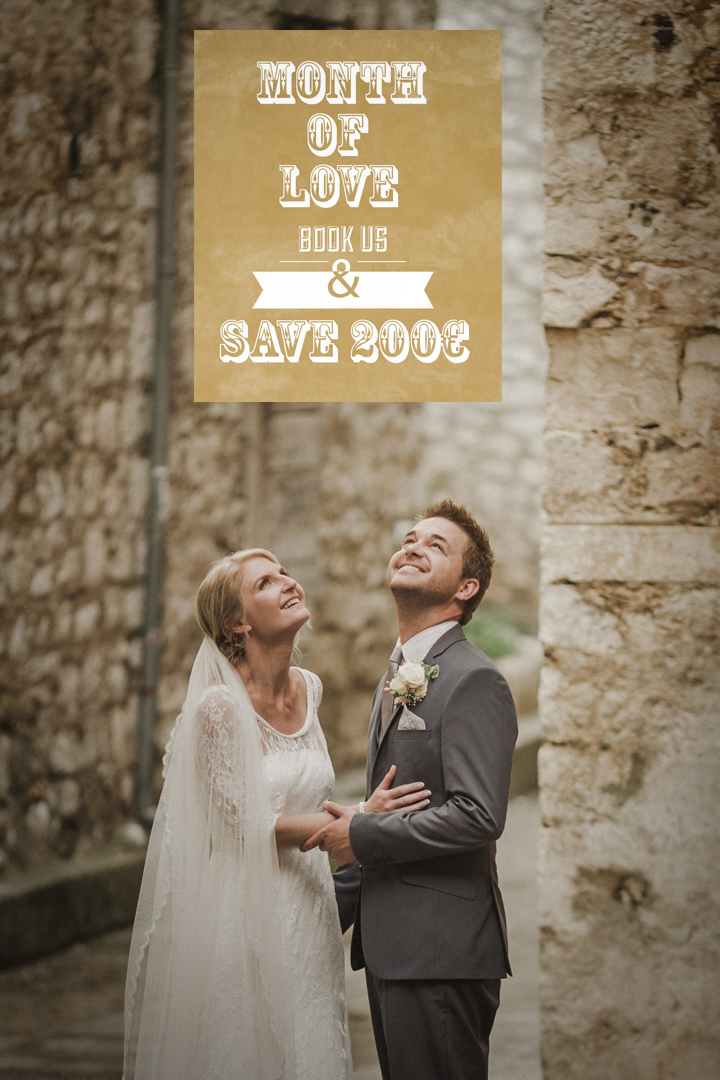 Wedding photography discount