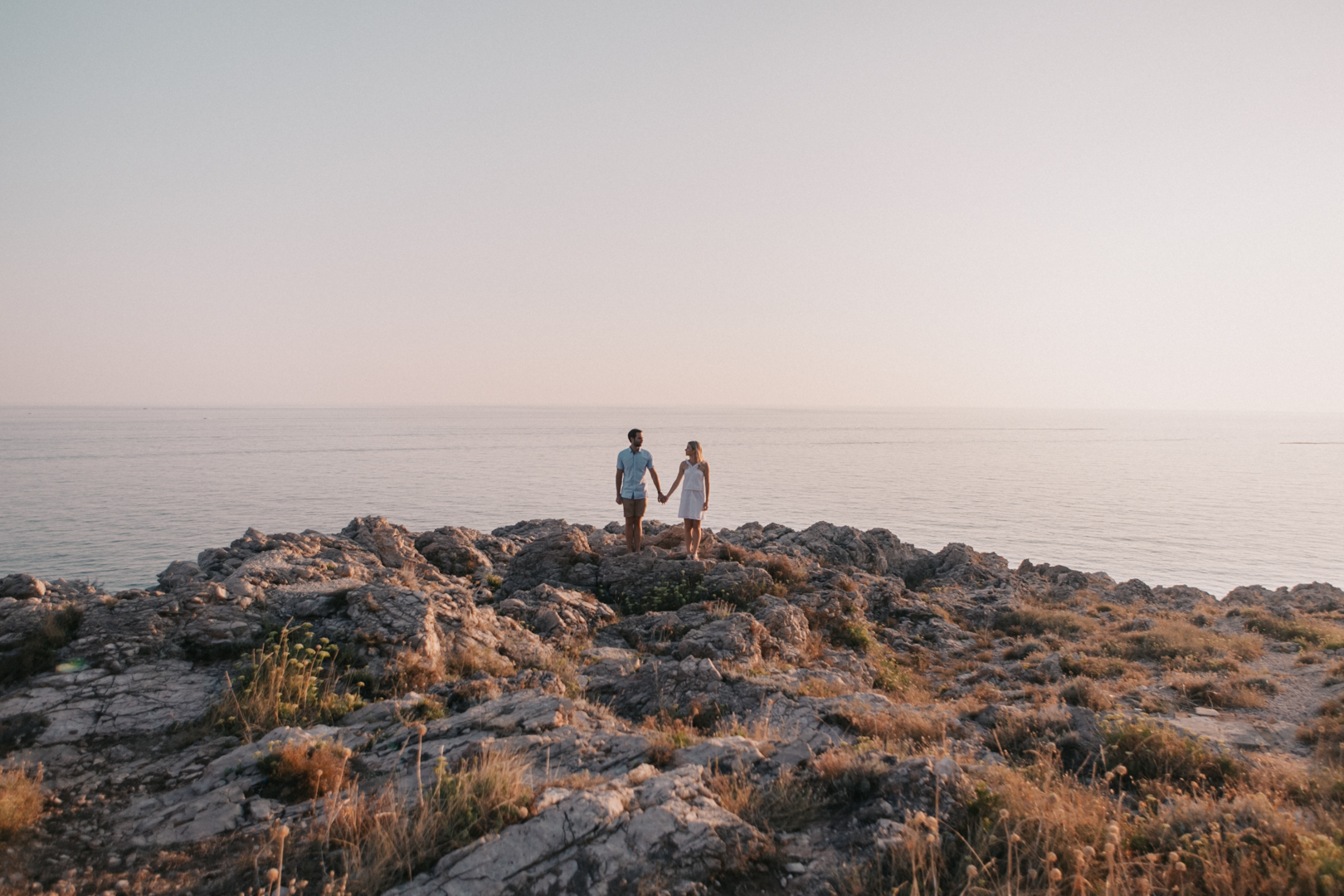 engagement shoot dubrovnik